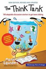 Think Tank : 100 Adaptable Discussion Starters to Get Teens Talking by Martin...