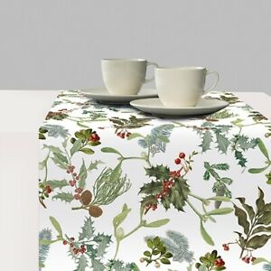 Ambiente Table Runner for Table Scaping and Christmas decor -  Winter Feeling