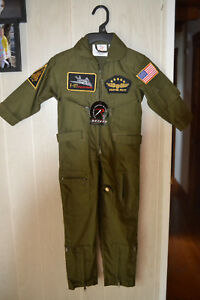 Kids,Youth Aviation Jump Suit, Flight, Green or Black Rothco, Hight Quality Fab