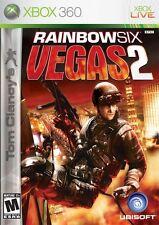 Tom Clancy's Rainbow Six: Vegas 2 - Xbox 360 Game