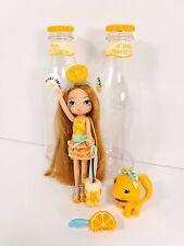 Yummi-Land Oriana Orange Creme Soda POP GIRLS Doll TM & MGA Honey Huskey Pet