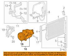 Chevrolet GM OEM 15-16 Sonic 1.8L-L4-A/C AC Compressor 94517799