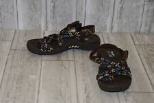 Skechers Reggae-Loopy Sandals - Little Girl's Size 3 Brown