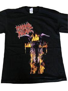 Vintage Morbid Angel Covenant T-shirt. Size Large Rare