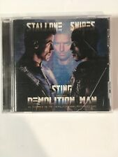 """Sting : Demolition Man (As Featured in the """"Demo CD"""