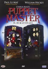 Puppet Master (Il burattinaio), David Schmoeller - DVD Minerva Pictures