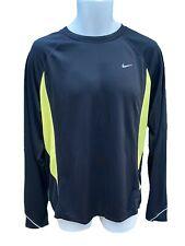 Vintage Nike Madrid 2007 chaqueta negra XXL