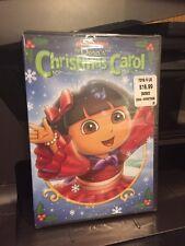 Dora the Explorer: Dora's Christmas Carol Adventure (DVD, 2009)Mfg. Sealed