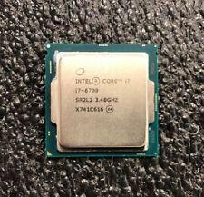 Intel Core i7-6700 3.40 GHz QUAD Core (4 Core) Desktop Processor 8MB LGA 1151