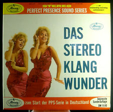 LP DAS STEREO-KLANGWUNDER - Xavier Cugat, Clebanoff Strings, Quiny Jones, nm