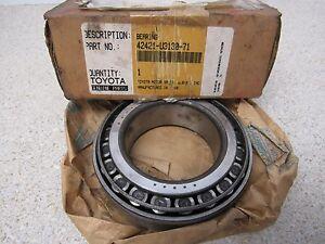 TOYOTA 42421-U3130-71,BOWER 39520/39590,TAPPERED ROLLER BEARING