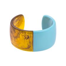Classic Fashion Resin Cuff Bracelet Bangles Mix Colors Acrylic Wide Open Bracele