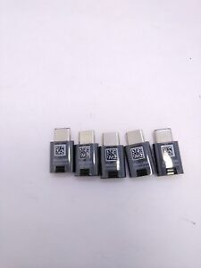 Lot of 5 Genuine Samsung OTG Adapter Type-C To micro USB Connector Galaxy S20 10