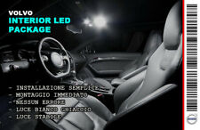"KIT LED INTERNI BIANCO GHIACCIO SPECIFICO ""VOLVO V50"" FULL PACK (2004-2012)"