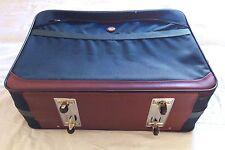 Valigia vintage American Tourister SPREE III verde suitcase viaggio