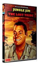 JIM LA JUNGLE LA TRIBU PERDUE LOST TRIBE Johnny Weissmuller French Tarzan DVD