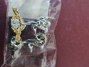ROYAL SIGNALS  COLLAR  BADGEs BY Firmin.