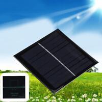 Mini95x95mm 5.5V1W Solar Panel Power Module for Light Battery Cell Phone Charger