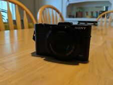Sony Cyber-shot DSC-RX100 II 20.2MP Camera with Case and 32 GB SD Card