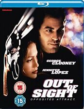 Out of Sight [Blu-ray] [DVD][Region 2]