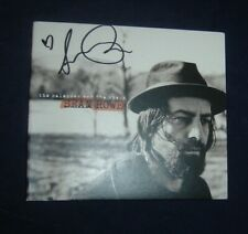 SEAN ROWE ~ THE SALESMAN AND THE SHARK  2012 US CD AUTOGRAPHED ON FRONT COVER M-