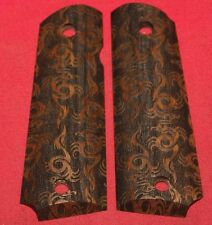 Colt Firearms Full Size 1911 Grips Dragon Pattern