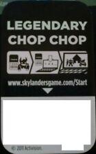 Legendary Chop Chop Skylanders Spyro's Adventures Code Only!