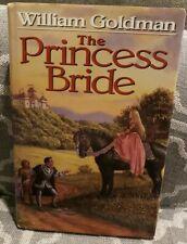 The Princess Bride William Goldman Hcdj Harcourt Brace 1973 Vg Bce Print