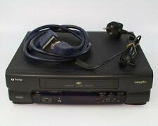 Vintage VHS Video Cassette Recorder/ Player THORN VR412 LVA Video Plus