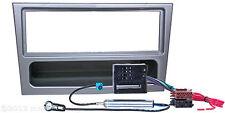 OPEL Astra H Corsa D Zafira B Antara Radio Blende Adapter ISO Auto Einbau Rahmen