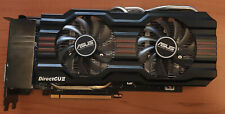 Asus GeForce GTX 660 Ti DirectCU II 2GB GDDR5 + cavo adattatore 6 pin PCI-E