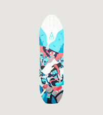 Planche Deck ALKEMIST Valkyrie V2 Nude Longboard Downhill 90,5cm - Note A