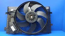 Mercedes-Benz C (W203) 2003 Radiator cooling fan shroud A2035000293 PUM11661