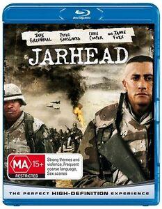 Jarhead (Blu-ray, 2008) Jake Gyllenhaal, Jamie Foxx, Chris Cooper, Lucas Black
