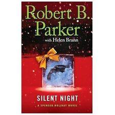 Silent Night: A Spenser Holiday Novel Parker, Robert B., Brann, Helen Hardcover