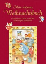 Mein schönstes Weihnachtsbuch von Ernst Anschütz (2009, Gebunden)