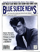 Blue Suede News #38 Gene Vincent  Buddy Holly Belairs