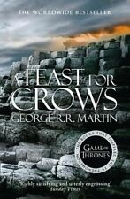 Feast for Crows, A: Book 4 of a Song of Ice and Fire  trackable freepost austral