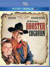 Rooster Cogburn (...and the Lady) (Blu-ray Disc, 2014, Includes Digital Copy;...