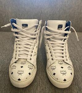 MCM Munchen Shoes 06119 Unisex Size Euro 37, Woman Size US 6, Men's Size US 5