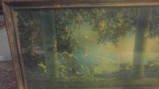Antique Maxfield Parrish Daybreak Print!