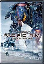 Pacific Rim (DVD, 2013) - Region 1 - Brand New Sealed - SDH