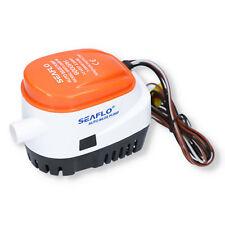 Seaflo Automatikbilgepumpe Sahara 600 Bilgepumpe Automatik Bilgenpumpe NEU 8615