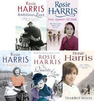 ROSIE HARRIS ____ 5 BOOK SET ____ WELSH SAGA ____ BRAND NEW ____ FREEPOST uk