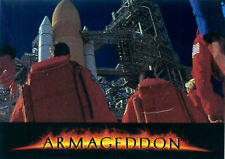 Armageddon Movie Foil Card 9
