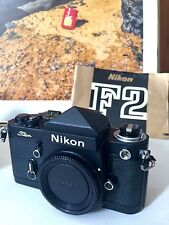 Nikon F2 Titan   ** Totally MINT**
