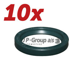 10x JP Group Wellendichtring, Nockenwelle BMW, Toyota