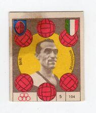 figurina CALCIO VAV 1959/60 NUMERO 104 BARI SEGHEDONI