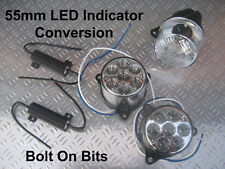 LED Front Indicators upgrade for TVR Sagaris