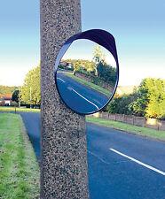 60 cm Convexe Voiture Outdoor Garage Driveway Sécurité Sécurité tache aveugle Bend Mirror